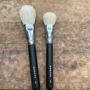 Morphe m527 and m523 contour bronzer brushes